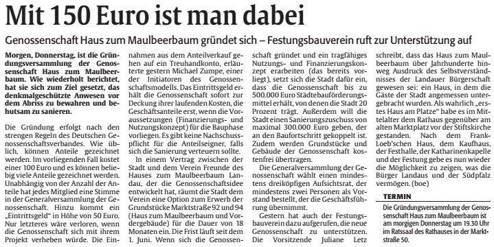 1-Artikel-Rheinpfalz-Mit-150-Euro-ist-man-dabei-2015-07-22