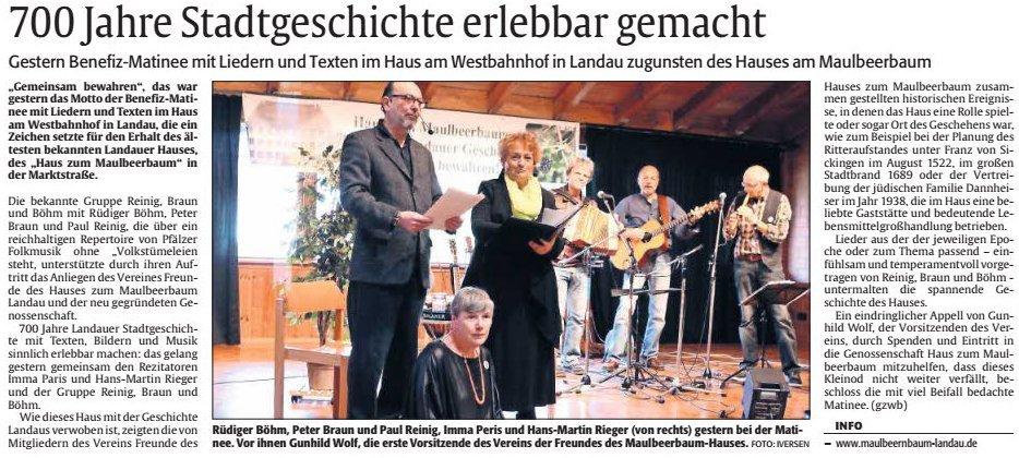 Artikel-Rheinpfalz-Benefiz-Konzert-2015-10-12